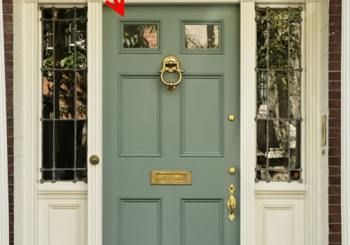 MAKE A BETTER DOOR WITH 'QWOOD' COMPOSITE TIMBER BEADS