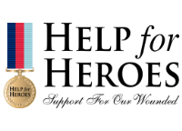 Help For Heroes Raises Over £1,200 At The W Exhibition & Elements